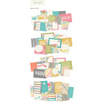 Simple Stories - SNAP Collection - 4 x 6 Cards - Vintage Bliss