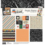 Simple Stories - Old School Collection - 12 x 12 Collection Kit