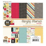 Simple Stories - 24 Seven Collection - 6 x 6 Paper Pad