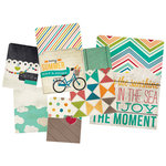 Simple Stories - SNAP Collection - Memorabilia Pockets - I Heart Summer