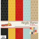 Simple Stories - Say Cheese Collection - 12 x 12 Simple Basics Kit