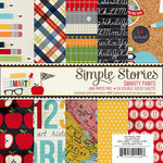 Simple Stories - Smarty Pants Collection - 6 x 6 Paper pad
