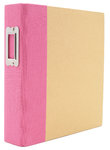 Simple Stories - SNAP Studio Collection - Binder - Pink