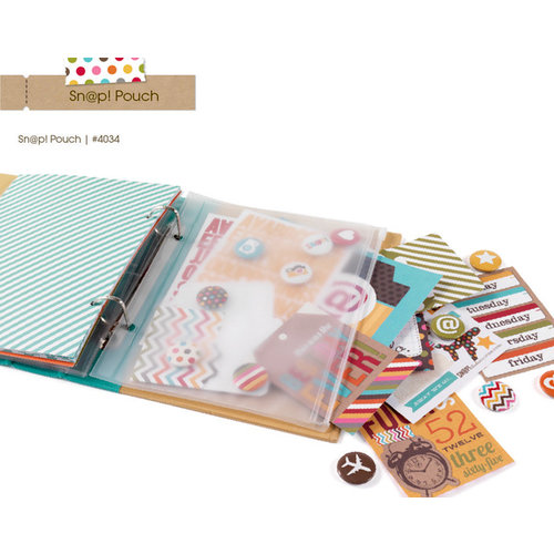 Simple Stories - SNAP Studio Collection - Pouch