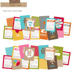 Simple Stories - SNAP Studio Collection - 3 x 4 Cards - Life