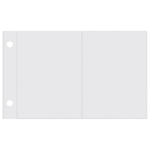 Simple Stories - SNAP Collection - Horizontal Pocket Pages - 3 x 4 - 10 Pack