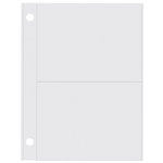 Simple Stories - SNAP Collection - Vertical Pocket Pages - 3 x 4 - 10 Pack