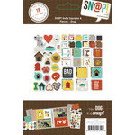 Simple Stories - SNAP Collection - Insta Squares and Pieces - Dog