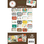 Simple Stories - SNAP Collection - 4 x 6 Cards - Dog