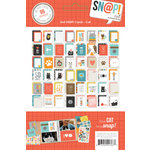 Simple Stories - SNAP Collection - 3 x 4 Cards - Cat