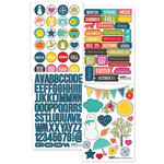 Simple Stories - SNAP Collection - Cardstock Stickers - Seasons