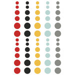 Simple Stories - Say Cheese II Collection - Enamel Dots