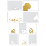 Simple Stories - Say Cheese II Collection - Photo Overlays with Foil Accents