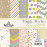 Simple Stories - Enchanted Collection - 6 x 6 Paper Pad