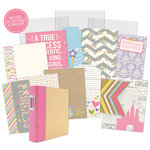 Simple Stories - SNAP Collection - 6 x 8 Journal Insert Pages - Enchanted
