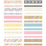 Simple Stories - Enchanted Collection - Washi Paper Tape