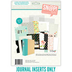 Simple Stories - I AM Collection - 6 x 8 Journal Insert Pages - I AM