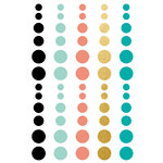 Simple Stories - I AM Collection - Enamel Dots