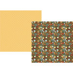 Simple Stories - Pumpkin Spice Collection - 12 x 12 Double Sided Paper - Pick of the Patch