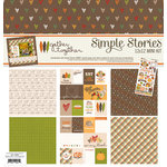 Simple Stories - Gather Together Collection - 12 x 12 Collection Kit