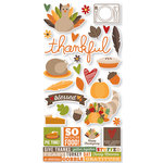 Simple Stories - Gather Together Collection - Cardstock Stickers