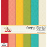 Simple Stories - We Are Family Collection - 12 x 12 Simple Basics Kit