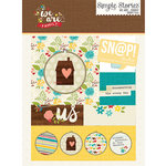 Simple Stories - SNAP Collection - 3 x 4 and 4 x 6 Cards - We Are Family