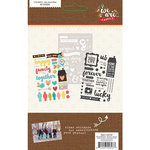 Simple Stories - We Are Family Collection - Photo Stickers