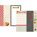 Simple Stories - Claus and Co Collection - Christmas - 12 x 12 Double Sided Paper - 2 x 12, 4 x 12 and 6 x 12 Elements