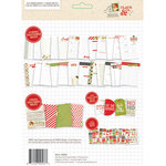 Simple Stories - SNAP Collection - Holiday Planning Inserts - Claus and Co