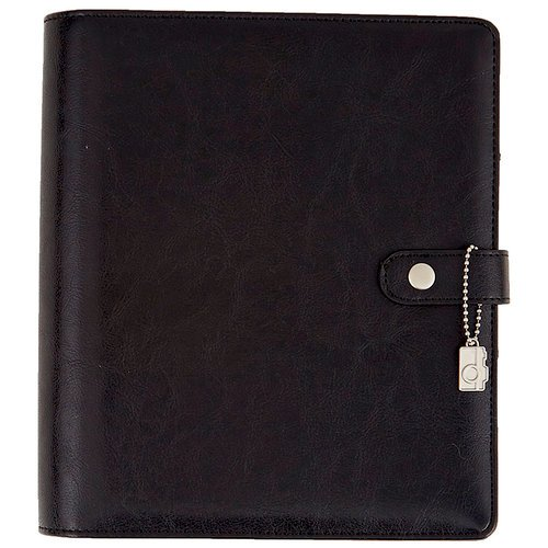Simple Stories - Carpe Diem - A5 Planner - Black