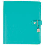 Simple Stories - SNAP Collection - Carpe Diem - A5 Planner - Aqua
