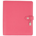 Simple Stories - Carpe Diem Collection - A5 Planner - Pink