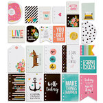Simple Stories - SNAP Collection - Carpe Diem - Dashboard Inserts