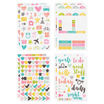 Simple Stories - Carpe Diem Collection - Cardstock Stickers - Icons