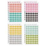 Simple Stories - Carpe Diem - Cardstock Stickers - Numbers