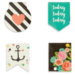 Simple Stories - SNAP Collection - Carpe Diem - Magnetic Page Markers