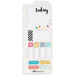 Simple Stories - SNAP Collection - Carpe Diem - Sticky Notes Bookmark
