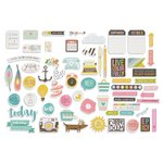 Simple Stories - Carpe Diem Collection - Bits and Pieces
