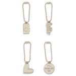 Simple Stories - SNAP Collection - Carpe Diem - Metal Charms