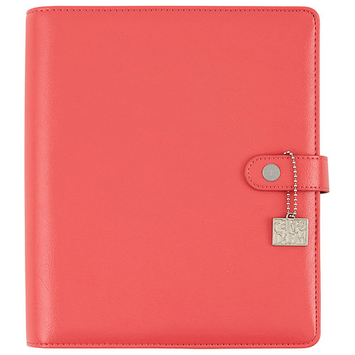 Carpe Diem - Posh Collection - A5 Planner - Coral