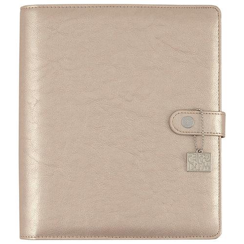 Carpe Diem - Posh Collection - A5 Planner - Platinum
