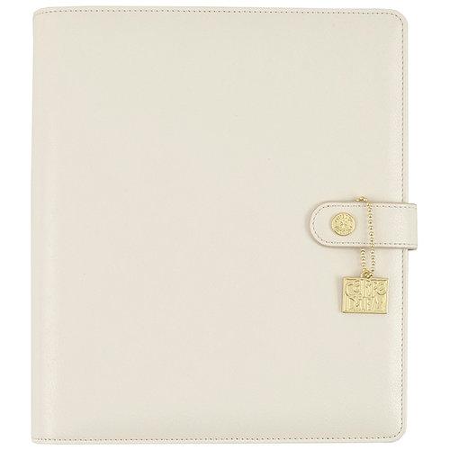 Carpe Diem - Posh Collection - A5 Planner - Ivory