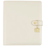 Simple Stories - Carpe Diem - Posh Collection - A5 Planner - Ivory