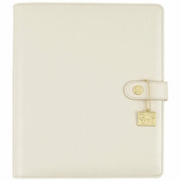 Carpe Diem - Posh Collection - A5 Planner - Ivory