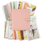 Simple Stories - Carpe Diem Collection - The Reset Girl - A5 Planner - Boxed Set - Ballerina