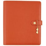 Simple Stories - Carpe Diem - The Reset Girl Collection - A5 Planner - Persimmon