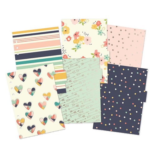 Simple Stories - Carpe Diem - Posh Collection - Dividers