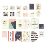 Simple Stories - Carpe Diem - Posh Collection - Dashboards and Pocket Cards
