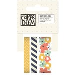 Simple Stories - Carpe Diem Collection - Posh - Washi Tape - High Style